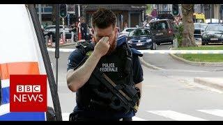 Three killed in Belgium shooting - BBC News