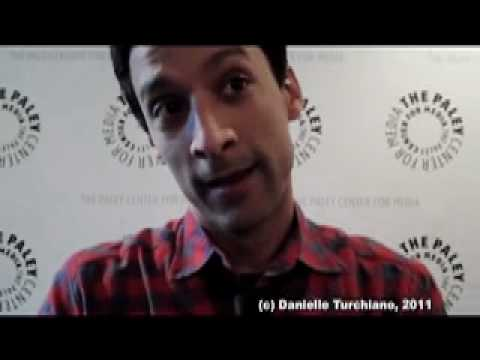 Danny Pudi pitches his ideas for 'Community' season three