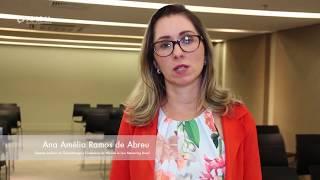 Depoimento de Ana Amélia Ramos de Abreu da ThyssenKrupp e fundadora da Woman In Law Mentoring Brasil