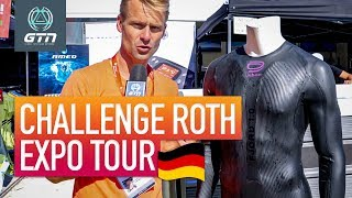 The Hottest Tech At Challenge Roth | GTN Expo Tour