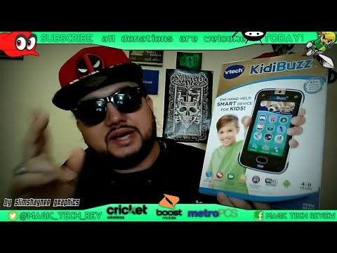 Vtech KidiBuzz Review Of Specs Hands On The Hand Held Smart Phone Device For Kids Walmart Target
