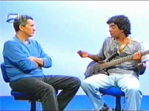 Arthur Maia Entrevista na TV Senado Entrevista Com Toninho Horta