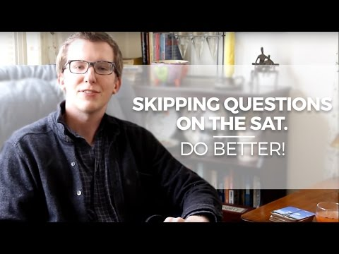 How to do well on SAT?