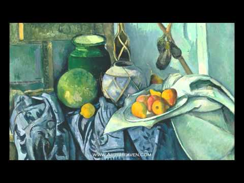 Famous Paul Cezanne Paintings
