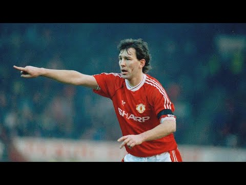 Bryan Robson, Captain Marvel [Goals & Skills]