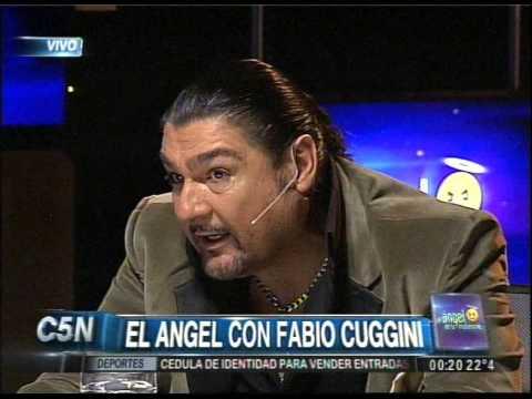 C5N - EL ANGEL DE LA MEDIANOCHE CON FABIO CUGGINI