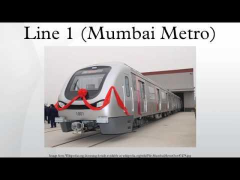 Line 1 (Mumbai Metro)