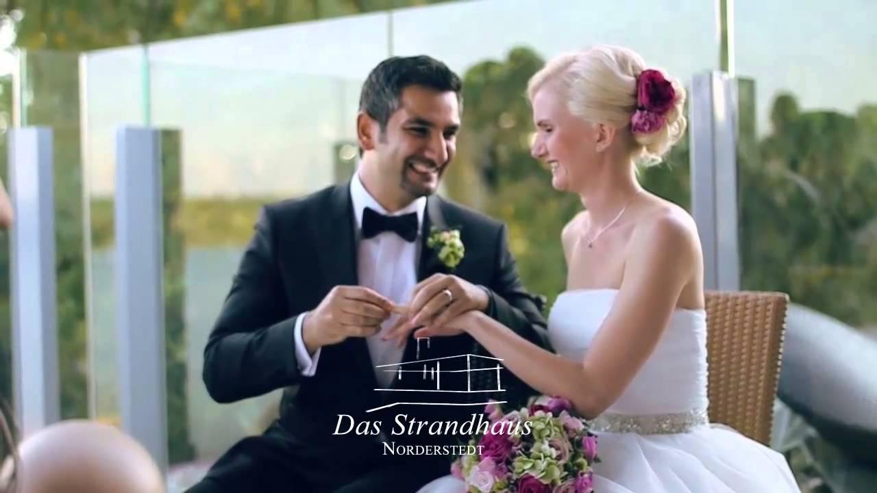 Hochzeit Im Strandhaus Norderstedt Mit Golden Catering Youtube