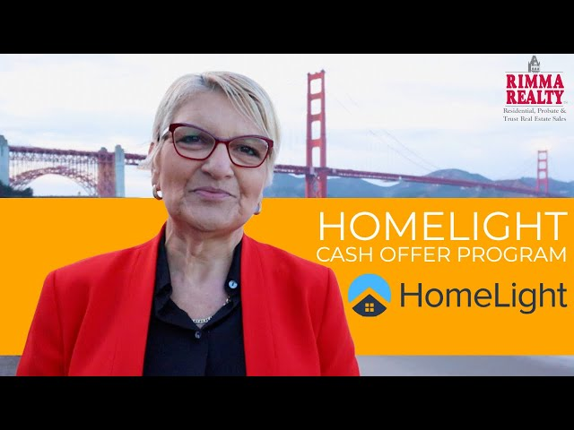 Rimma Realty Brings You Homelight's Cash Offer Program