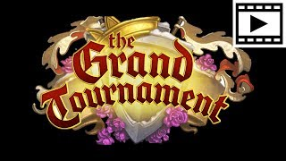 5. The Grand Tournament Cinematic Trailer | Hearthstone Expansion | Released on Aug 24 2015