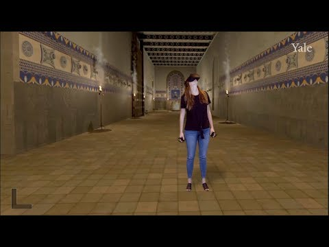 Students 'Visit' Lost Archaeological Site in Virtual Reality