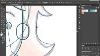 Avatar Illustration Step by Step Tutorial