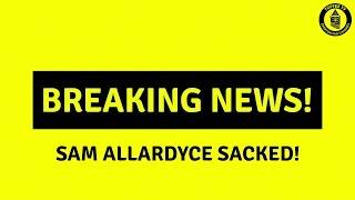 Allardyce Sacked As Everton Manager