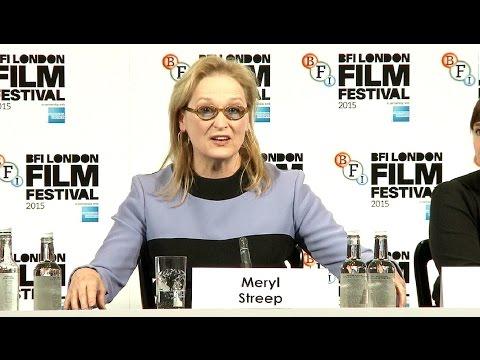Meryl Streep Slams Movie Industry Sexism