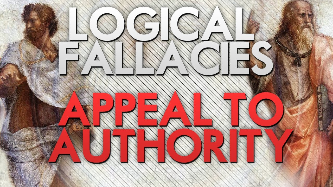 Fallacy Friday Appeal To Authority Doovi