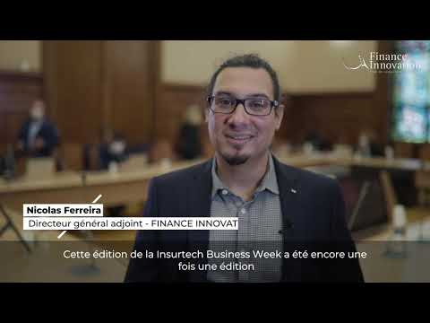 Teaser - Insurtech Business Week 2020