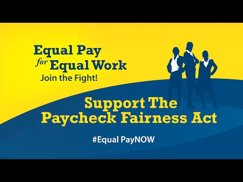 Mikulski Together with Senate and House Democrats and Advocacy Leaders Call for Paycheck Fairness