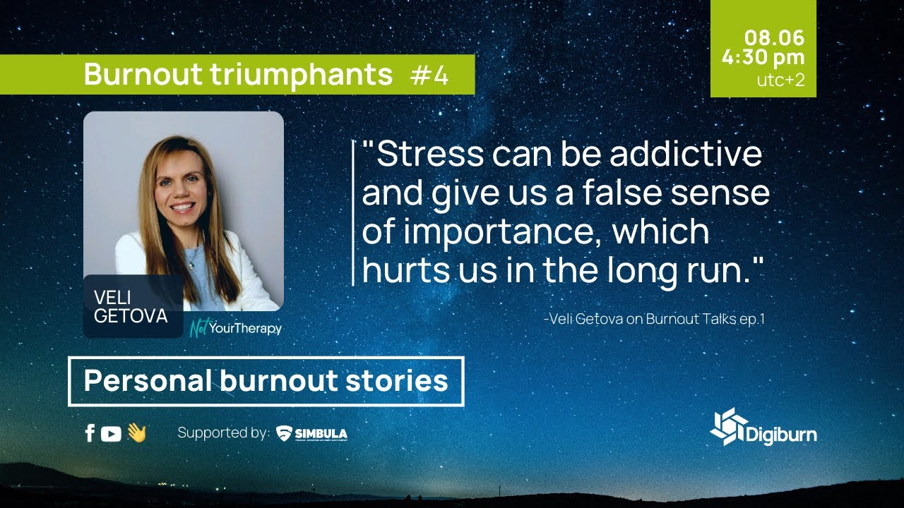 Burnout Triumphants #4 - Veli Getova | Digiburn