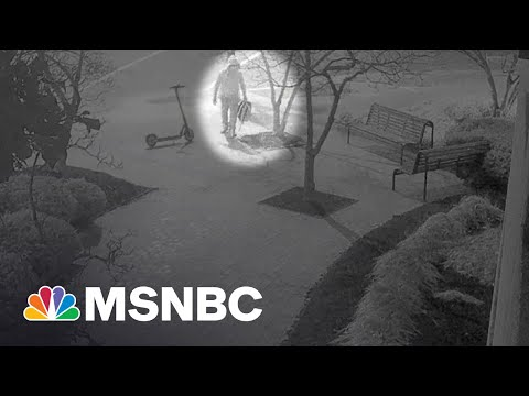 New FBI Video Shows Would-Be January 6th Bomber