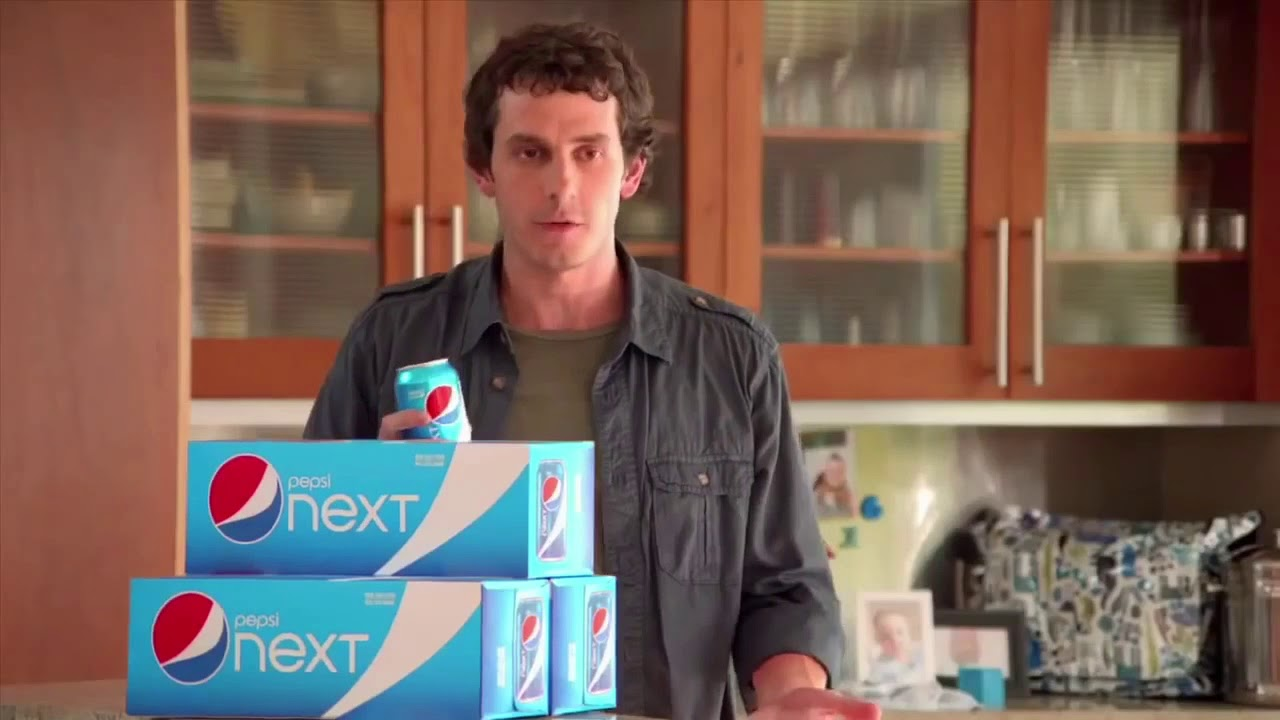 Introducing Pepsi Next