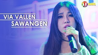 Video VIA VALLEN - SAWANGEN with ONE NADA (Official Music Video) download MP3, 3GP, MP4, WEBM, AVI, FLV September 2018