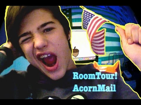 Room Tour/Моя комната! | Acorn Mail 2