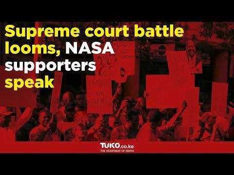 Supreme court battle looms, NASA supporters speak