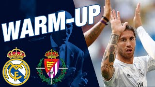 Real Madrid 1-1 Valladolid | First pre-match build-up of the season at the Bernabéu!