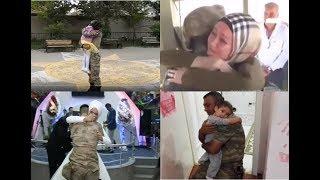 Askerlerin Ailelerine Yaptığı En Duygusal 10 Sürpriz - 2
