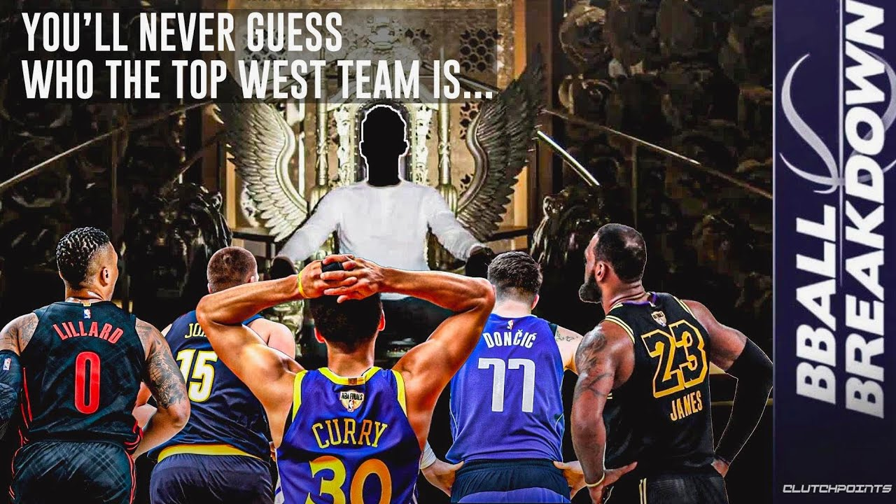 You'll Never Guess Which NBA Team Is #1 In The Western Conference