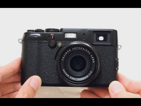 Fujifilm X100 Review (Limited Edition)