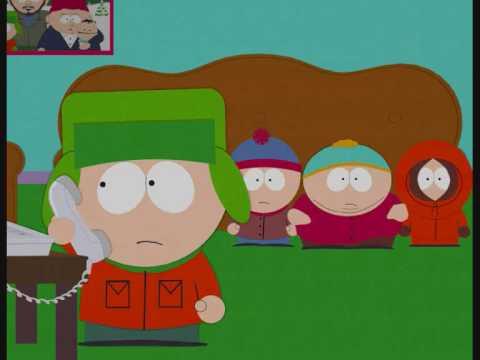 South Park Erick cartman - sail away