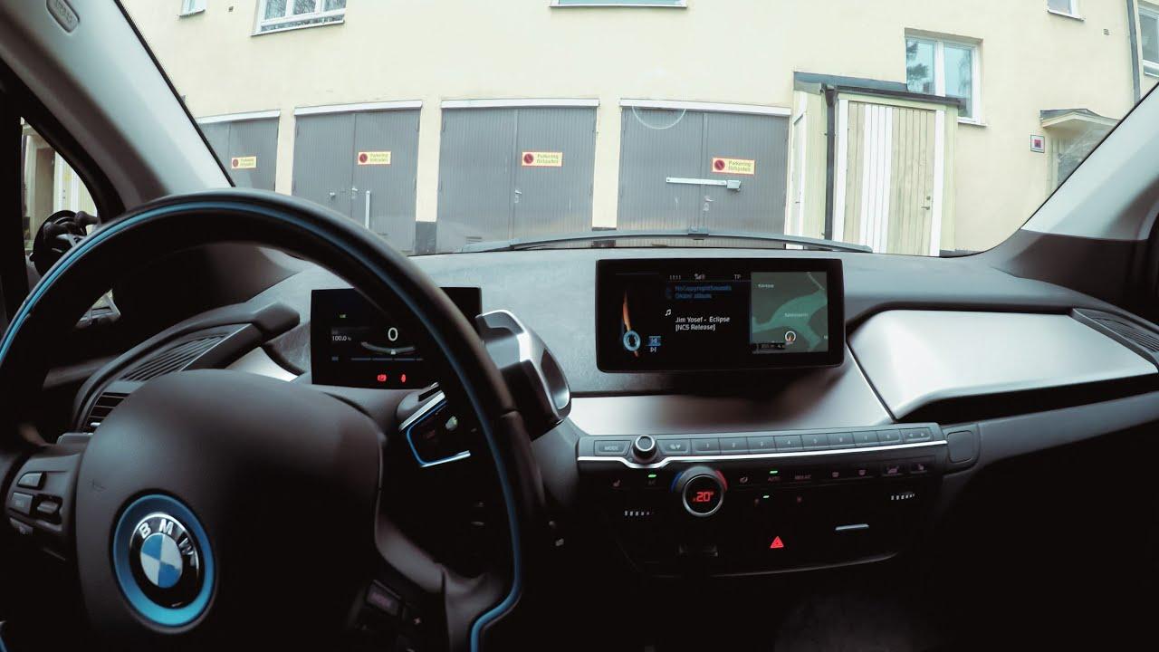 BMW i3 upgraded sound system - sound test