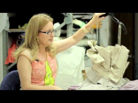 What Are Work Samples in the Fashion Industry? : Fabrics & Clothing Patterns