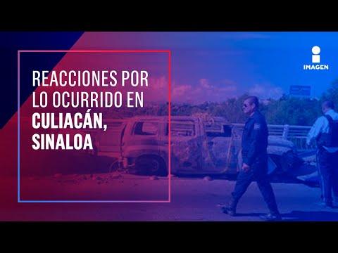 Reacciones en México por lo ocurrido en Culiacán, Sinaloa | De Pisa y Corre