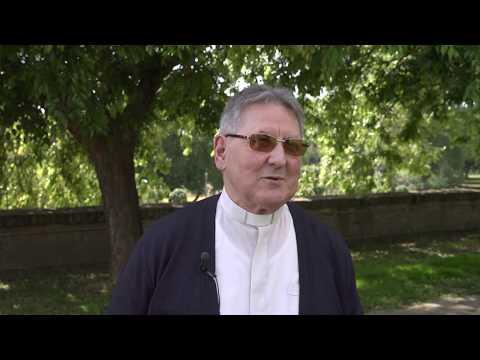 Németh László atya aranymisés