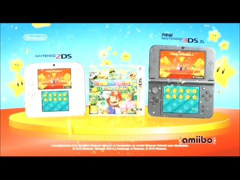 Mario Party : Star Rush - PUB TV FR [FR TV AD]