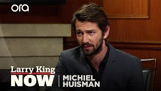 Michiel Huisman on 'Game of Thrones' and 'Harley and the Davidsons'