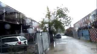 Hurricane Sandy in Canarsie, Brooklyn