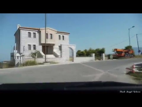 Driving in Ancient Corinth