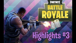 POTATO AIM! - Fortnite Battle Royale Highlights!