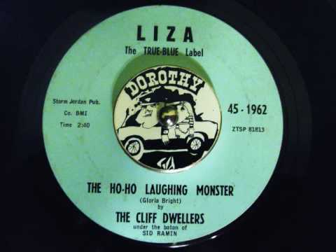 The Cliff Dwellers - The Ho-Ho Laughing Monster