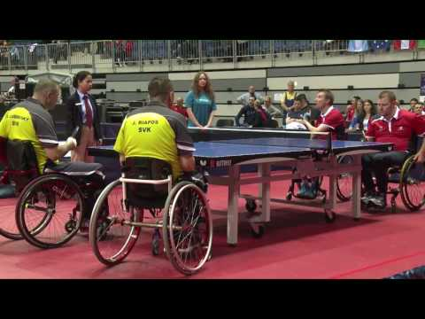MS v para stolnom tenise Bratislava, 5. časť