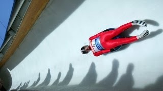 Guide to Olympic Luge explained by Adam 'AJ' Rosen of Team GB