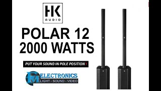 HK audio Polar 12 Bluetooth 2000 watts