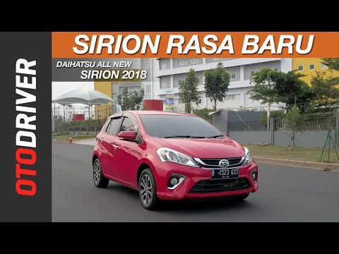 Daihatsu Sirion 2018 Review Indonesia | OtoDriver | Supported by MBtech