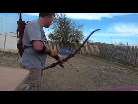Samick Sage Review / Recurve Bow Shooting