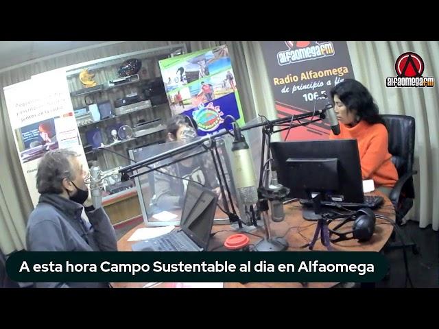 Catalina Cortes de Maule Compost en Campo Sustentable
