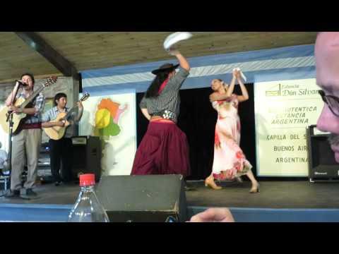 Estancia Don Silvano - Danças Folclóricas Da Argentina