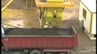 FABREMASA / Plantas Suelo Cemento / Gravel Cement and Cold Asphalt with Mixers